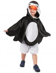 Disfarce de pinguim criança