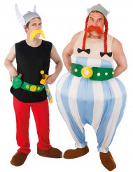 Disfarce para casal Asterix e Obelix adulto