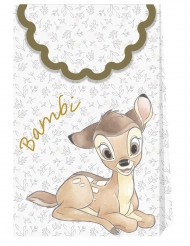 6 Sacos de cartão premium Bambi™ 21 x 13 cm