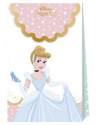 6 Sacos de cartão premium Princesas Disney™ 21 x 13 cm