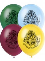 8 Balões de látex Harry Potter™  30 cm