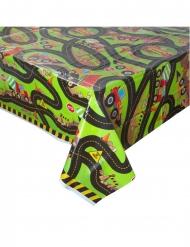 Toalha de plástico contrução 137 x 213 cm