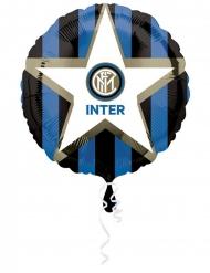 Balão alumínio redondo Inter™ 43 cm