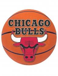 Decoração de cartão Chicago Bulls™ 30 cm