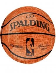 Balão de alumínio NBA Spalding™ 38 x 40 cm