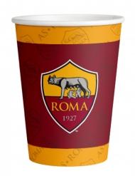 8 Copos de cartão Roma™ 266 ml
