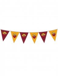 Grinalda de bandeirolas plástico Roma™ 365 cm