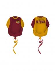 Balão alumínio camisola futebol Roma™ 60 cm