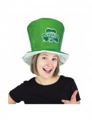 Chapéu alto happy St Patrick