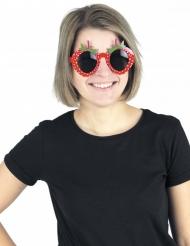 Óculos originais morango adulto