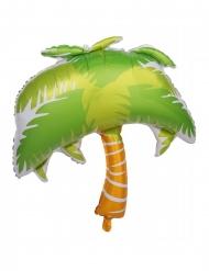 Balão alumínio palmeira 70 cm
