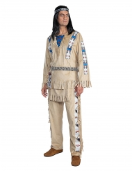 Disfarce Winnetou™ adulto