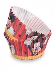50 Formas para cupcakes Mickey™ 7 cm