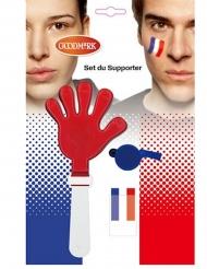 Kit acessório e maquilhagem de adepto França