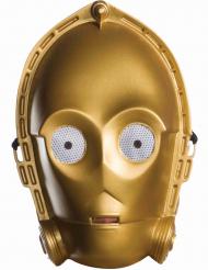 Máscara vintage C3PO™ adulto