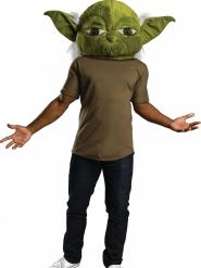 Máscara mascote Yoda™ adulto