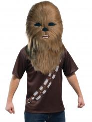Máscara mascote Chewbacca™ adulto