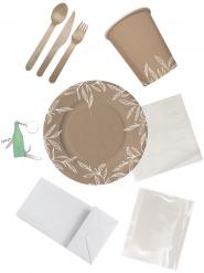 Kit piquenique ecológico 4 pessoas
