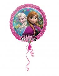 Balão musical Frozen™ 71 cm