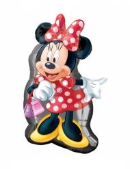 Balão de alumínio Minnie™ 48 x 81 cm