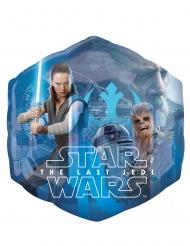 Balão de alumínio Star Wars o último Jedi™ 55  x 58 cm