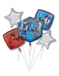Ramo de balões alumínio Star Wars Os Últimos Jedi™