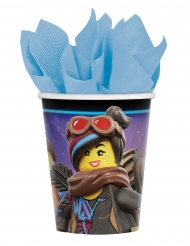 8 Copos de cartão A Grande Aventura Lego 2™