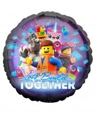 Balão de alumínio A Grande Aventura Lego 2™ 43 cm