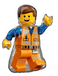 Balão de alumínio Emmet A Grande Aventura Lego 2™ 60 x 81 cm