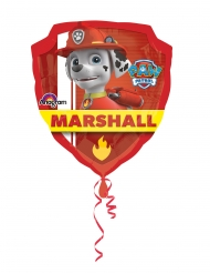 Balão alumínio Chase e Marshall Patrulha Pata™ 63 x 68