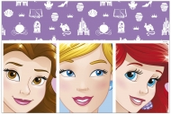 Toalha de plástico Princesas Disney Dreaming™ 120 x 180 cm