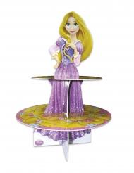 Mostrador em cartão de cupcakes Rapunzel™