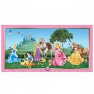 Decoração mural DIsney Princesas™ 150 x 77 cm
