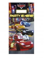 Decoração de porta Cars™ 152 x 76 cm