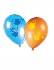 8 Balões de látex Minions balões party™