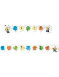 Grinalda Happy Birthday Minions ballons party™ 2 m