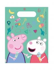 6 Sacos de festa Peppa Pig™