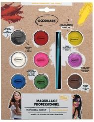 Palette profissional maquilhagem de água 9 x 4 g