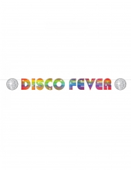 Grinalda em cartão disco fever 15 x 213 cm