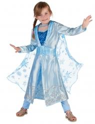 Disfarce Princesa azul do Norte menina