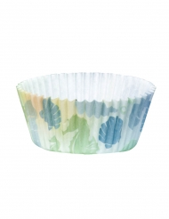 50 Formas de cupcake Sereia Laguna de papel 6,5 cm
