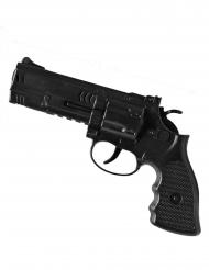 Pistola polícia preta 21 cm