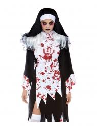 Disfarce freira assassina mulher