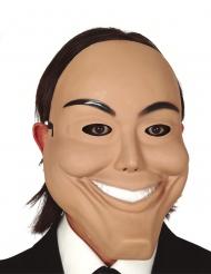 Máscara psicopata sorridente