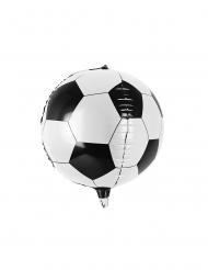 Balão alumínio balão de futebol 40 cm