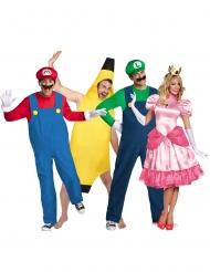 Disfarce de grupo Mario™ e seus amigos adultos