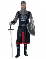 Disfarce cavaleiro adulto