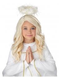 Peruca anjo menina