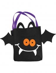 Saco para rebuçados morcego de feltro