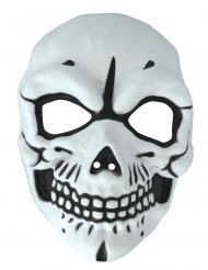 Máscara esqueleto adulto
